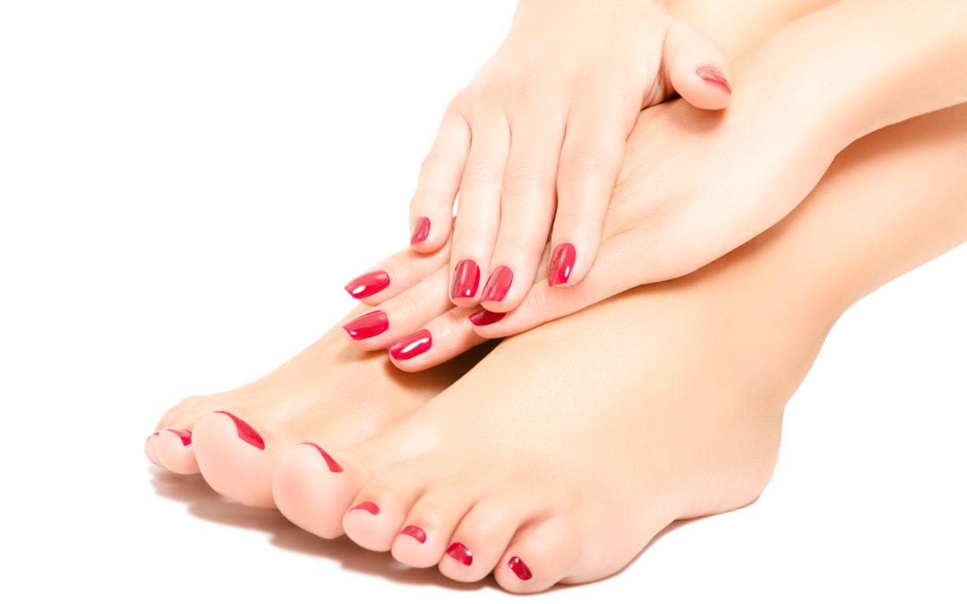 Beauté des mains & des pieds